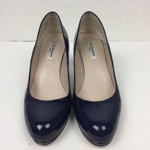 L K Bennet women's heels pumps size 39